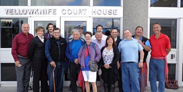 17 06 09 DGW and NSMA at Yellowknife Courthouse_Fotor